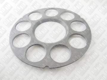 Прижимная пластина для колесный экскаватор DAEWOO-DOOSAN S180W-V (113353, 223-00024, 223-00024A)