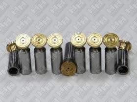 Комплект поршней (9шт.) для гусеничный экскаватор DAEWOO-DOOSAN S330LC-V (715583A, 129871, 113698A)