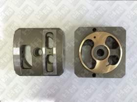 Распределительная плита для колесный экскаватор HITACHI ZX140W-3 (2052073, 2052067)