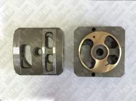 Распределительная плита для колесный экскаватор HITACHI ZX220W-3 (2052073, 2052067)