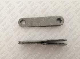 Рычаг шарнира распределительной плиты для колесный экскаватор HITACHI ZX230W-5 (9724756)