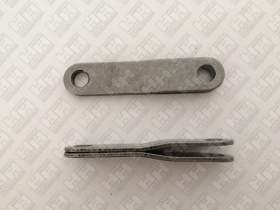 Рычаг шарнира распределительной плиты для гусеничный экскаватор HITACHI ZX350-3G (9724756)