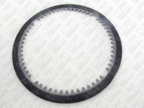 Фрикционная пластина (1 компл./3 шт.) для гусеничный экскаватор HYUNDAI R450LC-7 (XKAH-00549, XKAY-00537)