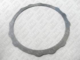 Пластина сепаратора (1 компл./4 шт.) для гусеничный экскаватор HYUNDAI R500LC-7 (XKAH-00125, XKAY-00538)