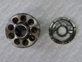 Блок поршней c распределительной плитой для гусеничный экскаватор KOMATSU PC200-6 (708-2L-04141)