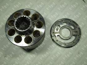 Блок поршней c распределительной плитой для гусеничный экскаватор KOMATSU PC400-8 (708-2H-04760, 708-2H-04750)