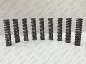 Комплект пружинок (9шт.) для гусеничный экскаватор VOLVO EC460C (SA8230-09840, SA7223-00180)